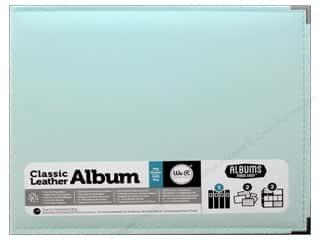 Brandtastic Sale We R Memory Keepers: We R Memory Keepers 3-Ring Album 12 x 12 in. Leather Mint