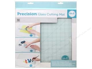 Cutting Mats: We R Memory Tool Precision Glass Cutting Mat