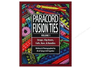 Paracord Fusion Ties Volume 1 Book