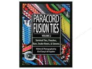 Paracord Fusion Ties Volume 2 Book