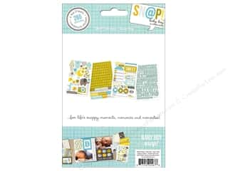 Simple Stories Sticker Snap Baby Boy