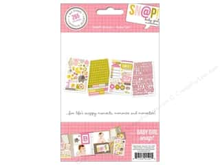 Simple Stories Sticker Snap Baby Girl