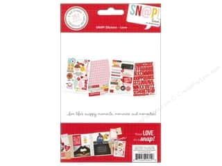 Simple Stories SN@P! Stickers Love