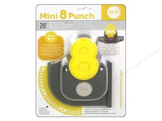 Scrapbooking Sale We R Memory Lucky 8 Punches: We R Memory Punch Mini 8 Loop