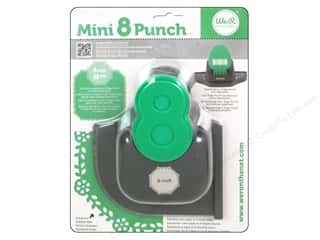 Scrapbooking Sale We R Memory Lucky 8 Punches: We R Memory Punch Mini 8 Garland