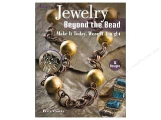 Beading & Jewelry Making Supplies Annie's Attic: Annie's Jewelry Beyond The Bead Book by Erica Visocky