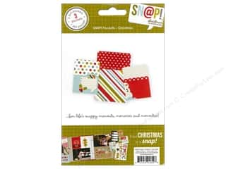 Simple Stories Pockets Snap Christmas
