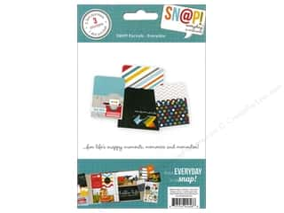 Page Protectors Black: Simple Stories SN@P! Pockets Everyday
