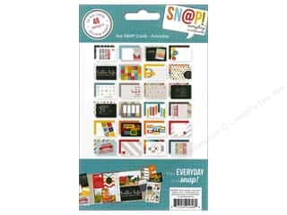 Captions $4 - $6: Simple Stories SN@P! Cards 4 x 6 in. Everyday
