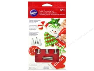 Wilton Tools Cookie Decorating Set 12pc