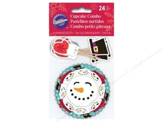 Wilton Baking Cup Combo Merry & Sweet Cups & Picks
