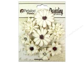 Petaloo Darjeeling Mini Mix Teastain Cream 8pc