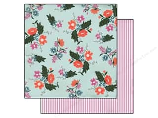 Carta Bella 12 x 12 in. Paper Floral (25 piece)