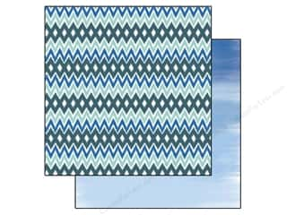 Carta Bella 12 x 12 in. Paper Ikat (25 piece)