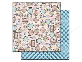 Carta Bella Printed Cardstock: Carta Bella 12 x 12 in. Paper Wild Flower Getaway (25 sheets)