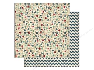 Echo Park 12 x 12 in. Paper Times & Seasons 2 Multi Floral (25 piece)