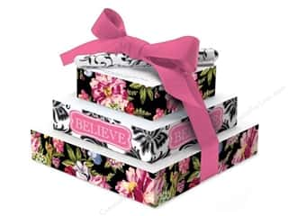 Gifts Pads: Lily McGee Note Pad Tower of Notes With Pen Believe