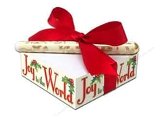 Lily McGee Sticky Notes With Pen Holiday Joy/World