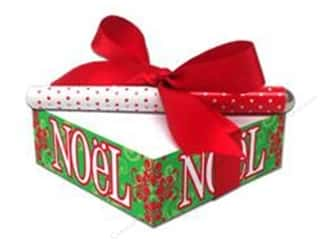 Lily McGee Sticky Pad w/Pen Holiday Noel