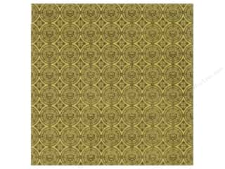 Anna Griffin 12 x 12 in. Cardstock Gold Foil Circle (25 piece)