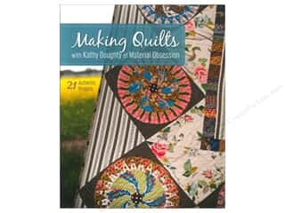 Making Quilts With Kathy Doughty Book
