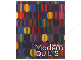 Calendars Books & Patterns: Stash By C&T Modern Quilts Datekeeper