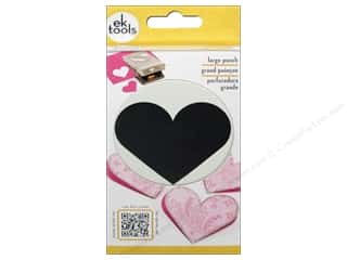 Borders EK Paper Shapers Punches: EK Paper Shapers Punch Large Heart