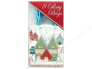 Punch Studio Party Bags Winterland Box 8pc