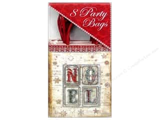 Punch Studio Party Bags Noel Box 8pc