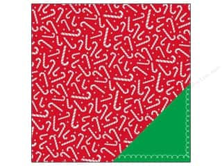American Crafts 12 x 12 in. Paper Santa Land (25 piece)