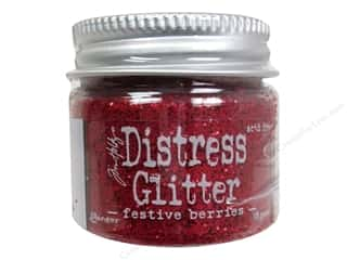 Ranger Dry Glitter THoltz Distress 18gm Berries