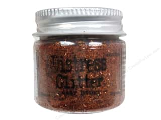 Tim Holtz Basic Components: Ranger Dry Glitter Tim Holtz Distress 18gm Rusty Hinge