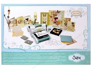 Medium Density Fiberboard (MDF) Shapes: Sizzix Big Shot Shape Starter Kit Blue