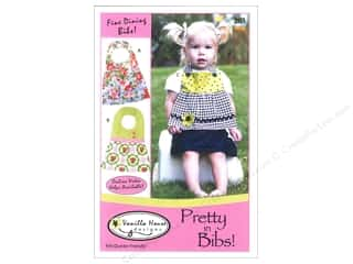Pretty In Bibs Pattern by Vanilla House Designs