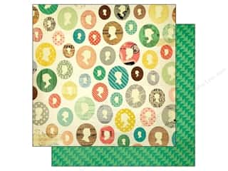 Crate Paper 12 x 12 in. Paper Close Knit Ancestors (25 piece)