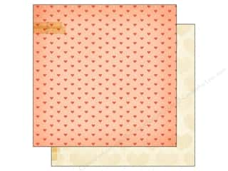 Crate Paper 12 x 12 in. Paper Close Knit Needle & Thread