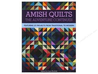C&T Publishing: C&T Publishing Amish Quilts The Adventure Continues Book