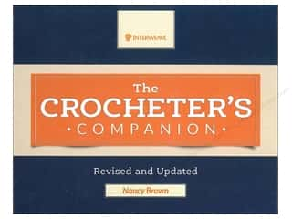 Taunton Press Crochet & Knit: Interweave Press The Crocheter's Companion Revised And Updated Book by Nancy Brown