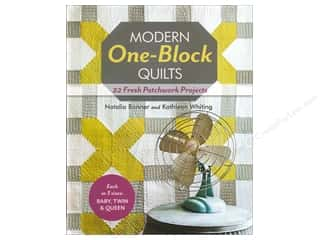 Modern One Block Quilts Book