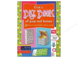 Erin's Big Book Of Pop Out Boxes Book