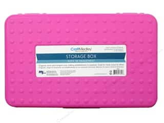 "Snaps $5 - $7: Multicraft Organizer Storage Box With Lid 11""x 7""x 2.5"""