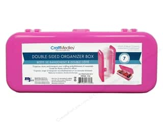 Multicraft Box Double Sided 7.5x3x2.5 Pink