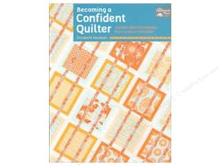 Becoming A Confident Quilter Book