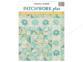 Patchwork Plus Book
