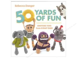 yarn  books: 50 Yards Of Fun Book