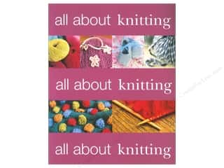 knitting books: All About Knitting Book