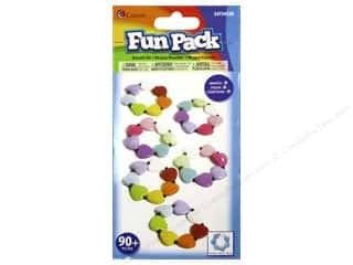 Projects & Kits Hearts: Cousin Fun Pack Kit Bead Bracelet Heart Multi