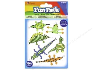 Weekly Specials Beading: Cousin Fun Pack Kit Bead Beady Reptile