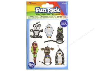 Crafting Kits Beading & Jewelry Making Supplies: Cousin Fun Pack Kit Bead Beady Animal