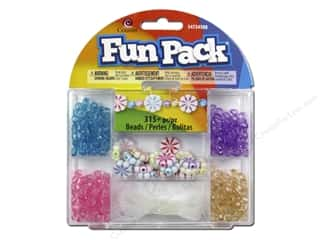 Cousin Fun Pack Kit Bead Flower Mix